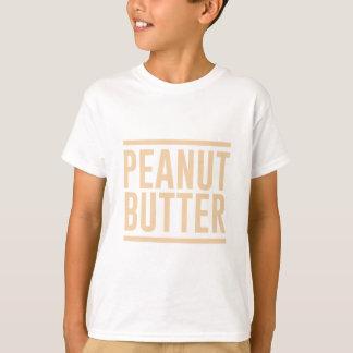 Camiseta Mantequilla de cacahuete