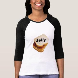 Camiseta ¡mantequilla y jalea de cacahuete!