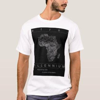 Camiseta Mapa tribal de África