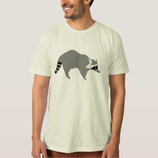 Camiseta Mapache