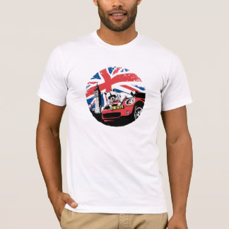 Camiseta Mapache en mini en Londres