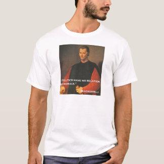 Camiseta Maquiavelo 2