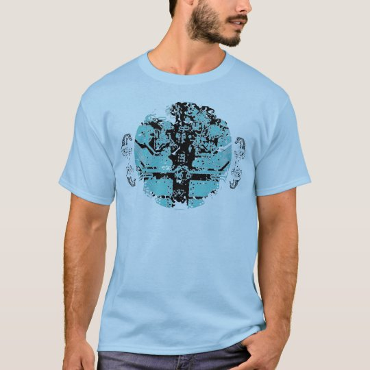Camiseta Máquina de la mente