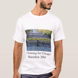 Camiseta Maratón de Chicago