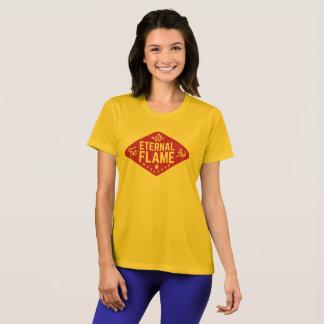Camiseta Maratón eterno del FA de la llama