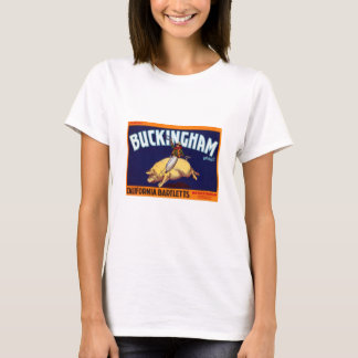 Camiseta Marca California Bartletts de Buckingham