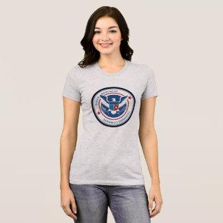 Camiseta Marca de la obra clásica de la república de Eagle