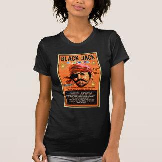 Camiseta Marca retra de la veintiuna del petardo del kitsch