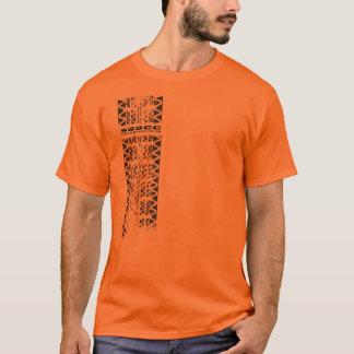 Camiseta Marcas de resbalón - hombres, mujeres, y el