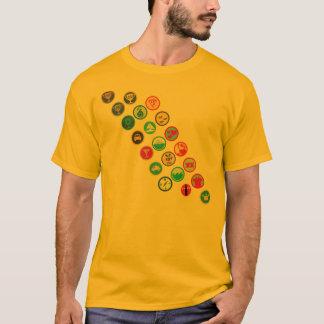 Camiseta Marco del boy scout