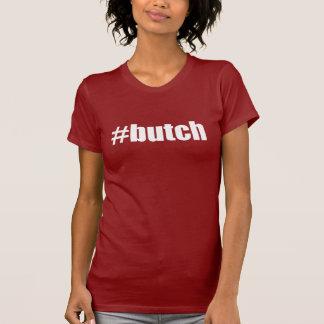 Camiseta Marimacho Hashtag de la etiqueta del hachís del