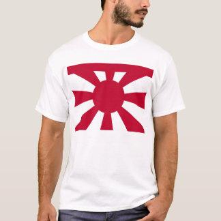 Camiseta Marina de guerra japonesa imperial estándar de