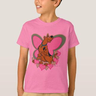 Camiseta Mariposa bonita Scooby de Scooby