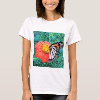Camiseta Mariposa de monarca