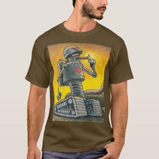 Camiseta Marque el desafío mecánico de Hannon
