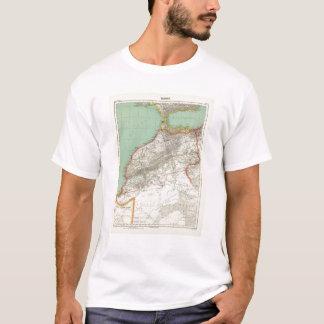 Camiseta Marruecos y Argelia