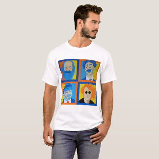 Camiseta Marxismo-Lennonism