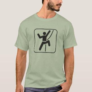 Camiseta más arriba subo el mayor mi energía potencial