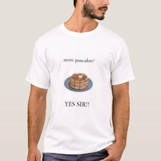 Camiseta Más crepes
