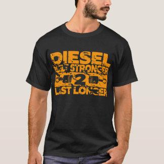 Camiseta Más fuerte construida