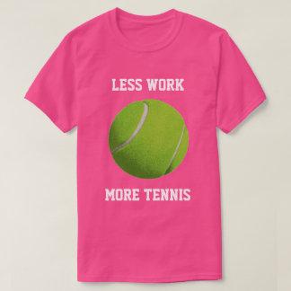 Camiseta Más tenis