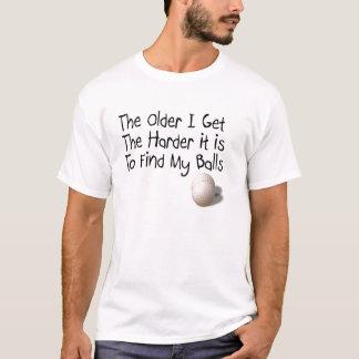 Camiseta Más viejo consigo