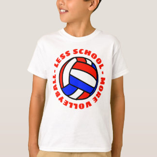 Camiseta Más voleibol