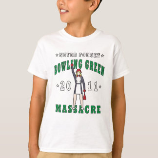 Camiseta Masacre 2011 de Bowling Green