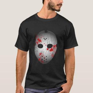 Camiseta Máscara sangrienta del hockey