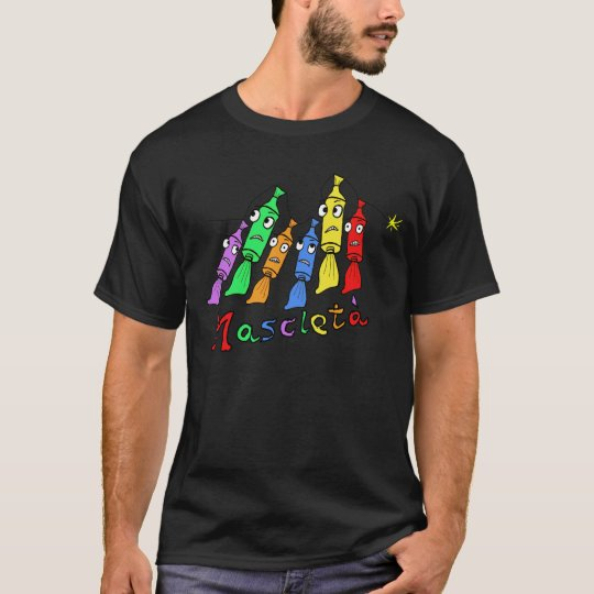 Camiseta mascletà