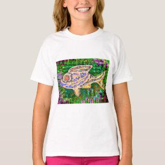 Camiseta Mascotas de los animales acuáticos de los PESCADOS