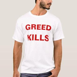 Camiseta Matanzas de la avaricia