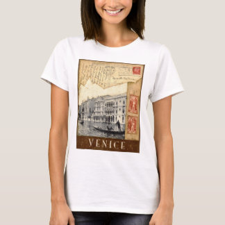 Camiseta Matasellos, Venecia