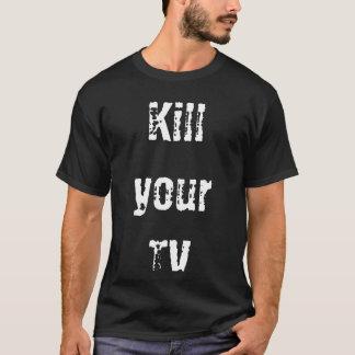 Camiseta Mate a su TV