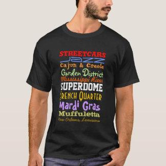 Camiseta Materia de New Orleans