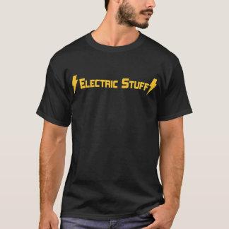 Camiseta Materia eléctrica