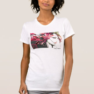 Camiseta Materia gris, para mujer