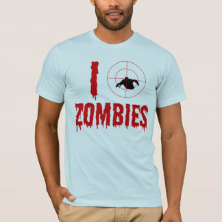 Camiseta Mato a zombis