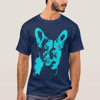 Camiseta Matón azul