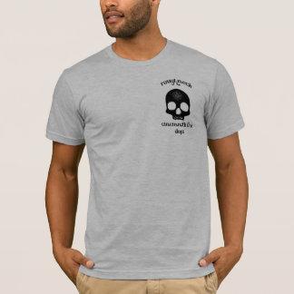 Camiseta Matón con IAFF invertido