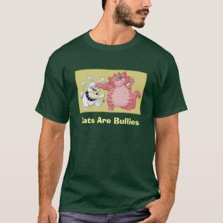 Camiseta Matón del gato de Cheshire