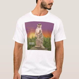 Camiseta Matriarca de Meerkat