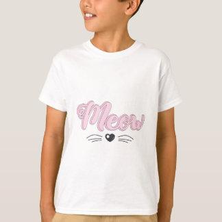 Camiseta Maullido