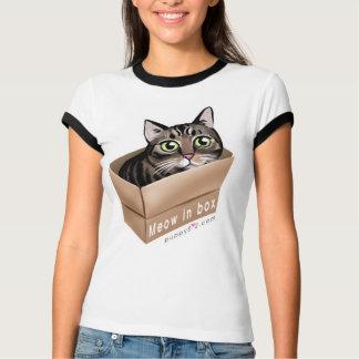 Camiseta Maullido en caja