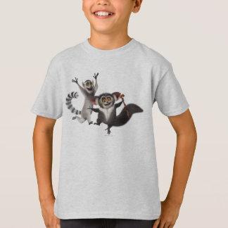 Camiseta Mauricio y Julien