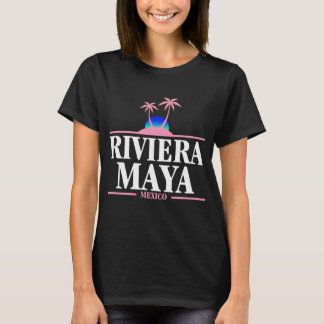 Camiseta Maya México de Riviera