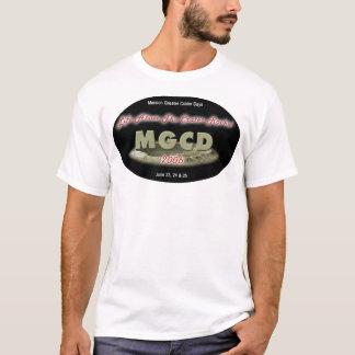 Camiseta Mayores días del cráter de Manson