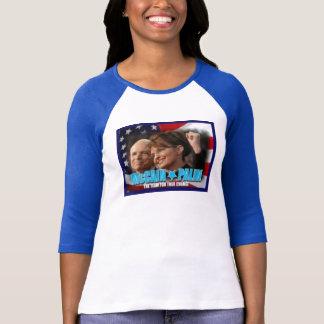 "Camiseta McCain/Palin ""08"""