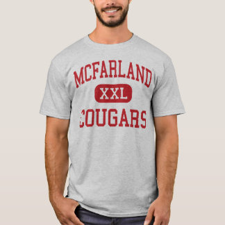 Camiseta McFarland - pumas - alto - McFarland California