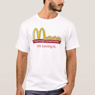 Camiseta McPalins - Palin y McCain 2008